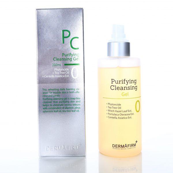 Sữa rửa mặt dạng gel - Dermafirm Purifying Cleansing Gel
