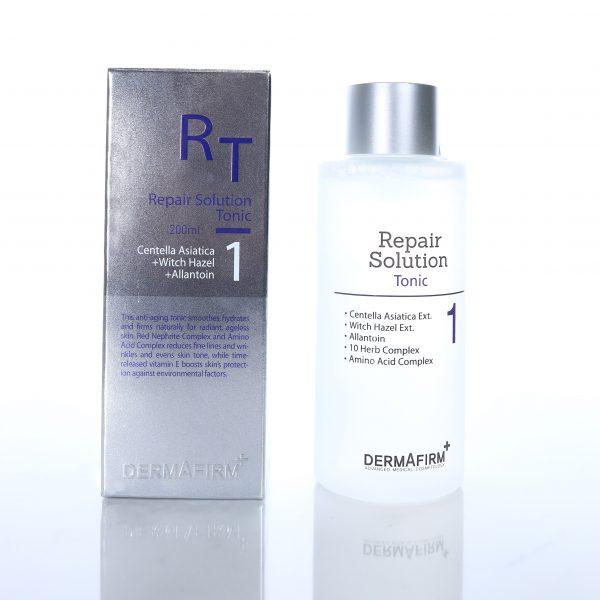 Nước hoa hồng cho da nhạy cảm - Repair Solution Tonic 200ml