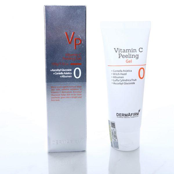 Gel Tẩy Da Chết Vật Lý - Vitamin C Peeling Gel